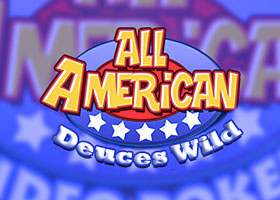 All American Deuces Wild Video Poker
