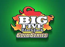 Big 5 Blackjack Gold Blackjack