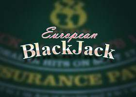 European Blackjack Blackjack