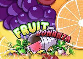 Fruit Bonanza Playngo
